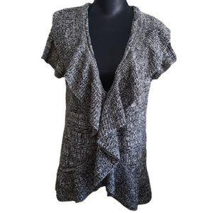 Soft Knit Sweater Style Co Short-sleeved Vest (L)